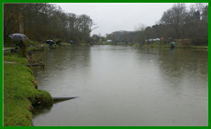 Risby Park Fishing Ponds Winter Match